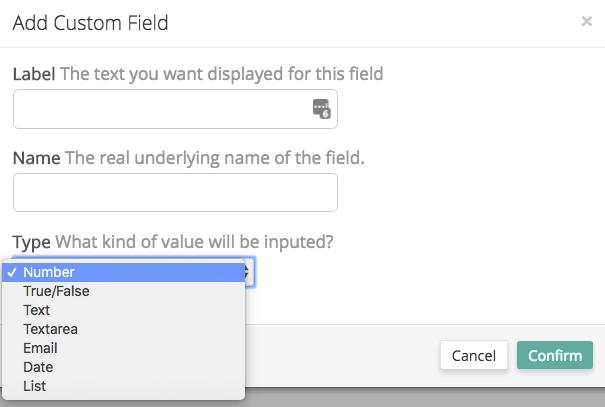Field-Type