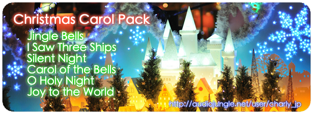 Christmas Carol Pack - 1