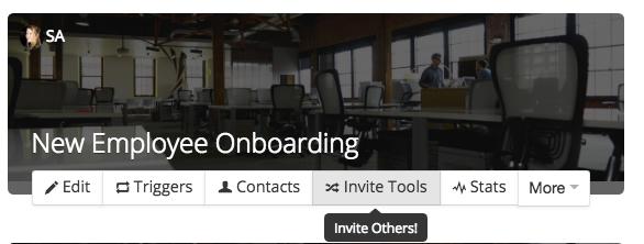 invite tools campaign