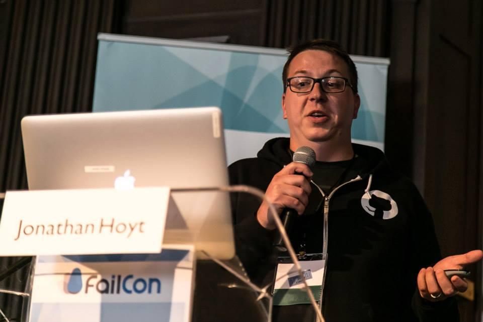 speaking at failcon