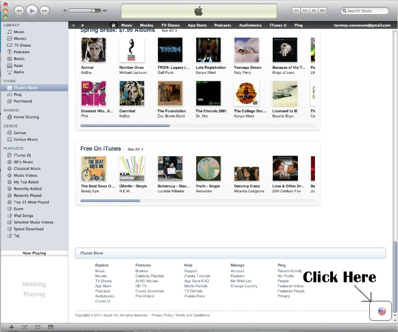 Create Free itunes Account without Credit Card