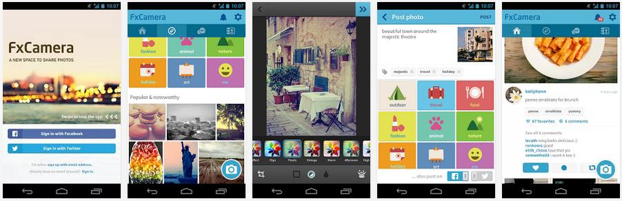 Top ứng dụng chụp và chỉnh sửa ảnh tốt nhất cho Android