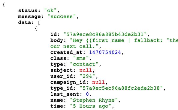 ConveYour REST API