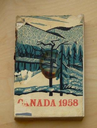 Canada 1958 Almanac