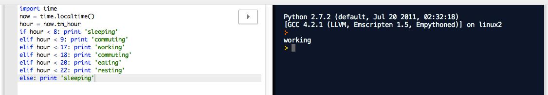 REPL Python