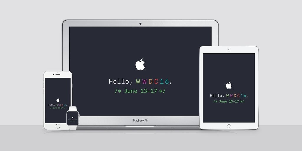 WWDC 2016; 1 Miss and 3 Hits