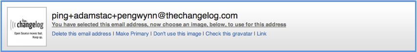 email screen cap