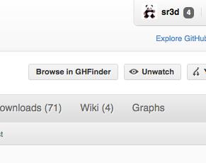Github File Greasemonkey Button